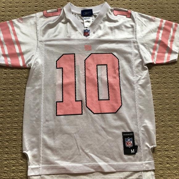 2cd8aa468ad Reebok Shirts & Tops | Manning Jersey Girls Size 1012 | Poshmark
